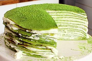Matcha-Torte