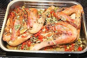 Pollo à la Romana