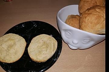Dinkel-Quark-Brötchen