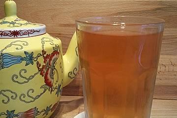 Ingwer-Gewürz-Tee