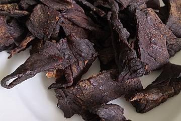 Beef Jerky - würziges Dörrfleisch