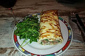 Low Carb Lachsrolle