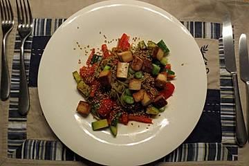 Otsu - Japanischer Cha Soba Nudelsalat
