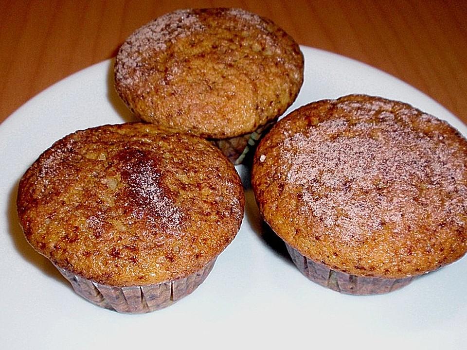 Apfelmus Muffins