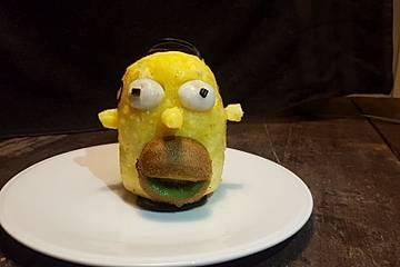 Homer Simpson-Ananaskopf