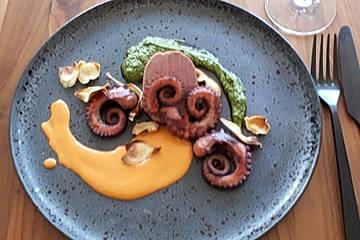 Sous-vide Oktopus