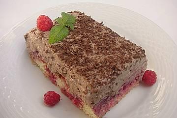 Schokoladen - Himbeer - Tiramisù