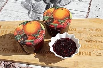 """Rote Grütze"" Marmelade"