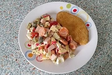 Sylbacher Wurstsalat