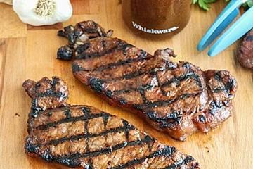 Asiatische Steakmarinade