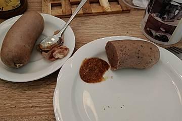 Reh-Weißwurst