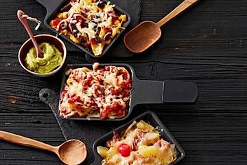 Raclette: Drei leckere Varianten