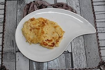 Low carb Pfannkuchen mit Quark