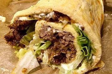 Low Carb Tortilla Wrap