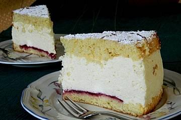 Irmas Käse-Sahne-Torte