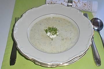 Inges Kressesuppe
