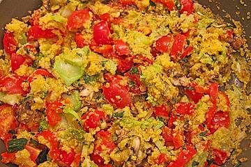 Mais - Gemüse - Eintopf