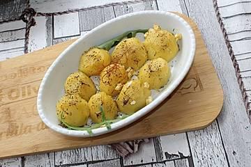 Senfkartoffeln