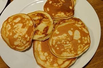 American Pancake ohne Ei