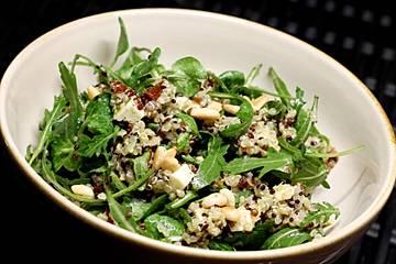 Quinoa-Pesto-Salat