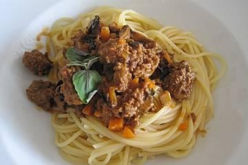Sizilianische Spaghetti