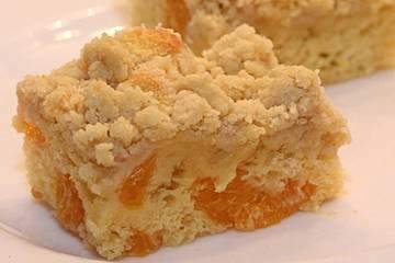 Express-Streusel-Mandarinen-Kuchen