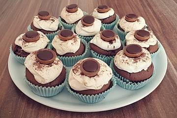 Toffifee Muffins