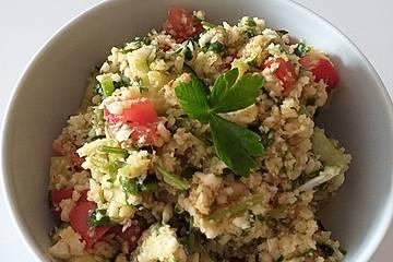 Tabouleh Salat Low Carb