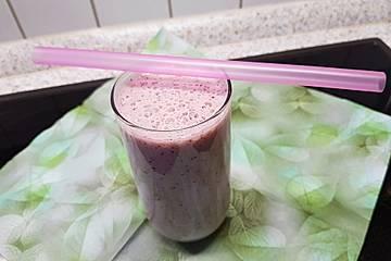 Fruchtmix-Milchshake