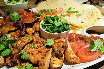 Taco al Pastor & Fajitas de Casa