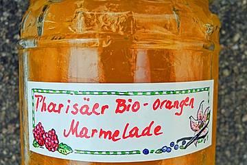 Pharisäer Orangenmarmelade