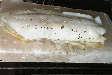 Steinbeißer von der Salzplanke