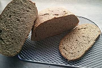 Low Carb Kartoffelfaser-Sojakleie-Brot