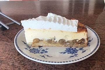 Käse - Baiser - Torte a la Floo´s Omi