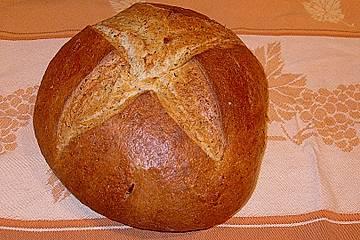Kräuter - Kefir - Brot
