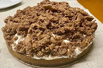 Veganer Maulwurfkuchen