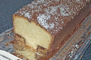 Bounty - Rum - Kuchen