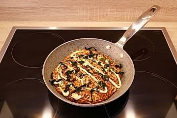 Low Carb Thunfisch-Okonomiyaki