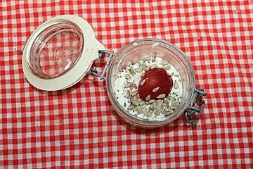 Low Carb Frühstück mit Chiapudding