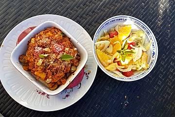 Sizilianisches Thunfisch-Brot