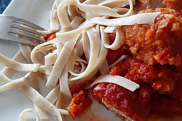 Filettopf mit Kürbis - herbstlich, kalorienarm und fettarm