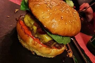 Vegetarische Steakhouse Burgersauce