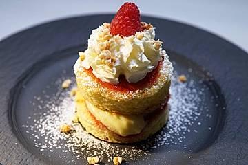 La tarte de Belgique - Tarte Brésilienne