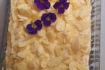 Blätterteig-Sahne-Torte