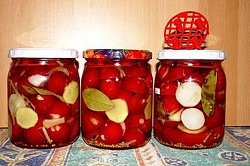 Würzige fermentierte Radieschen