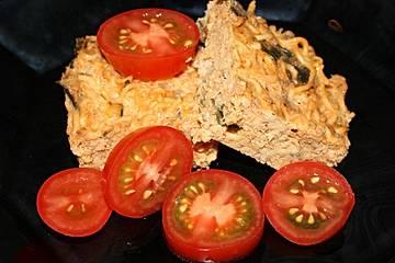 Mie-Nudeln mit Wakame und Sardinen
