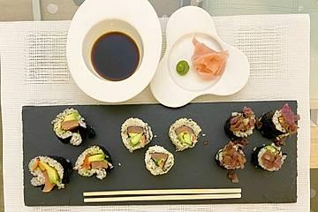 Sushi-Sauce - Sojasauce auf Vorrat