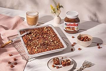 Brownie-Häppchen mit nutella®