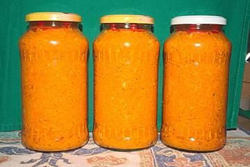 Karotten-Kimchi