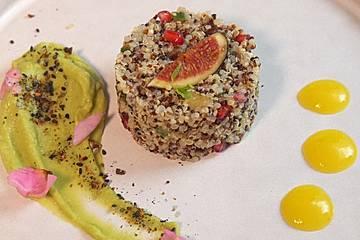 Quinoa süß und herzhaft